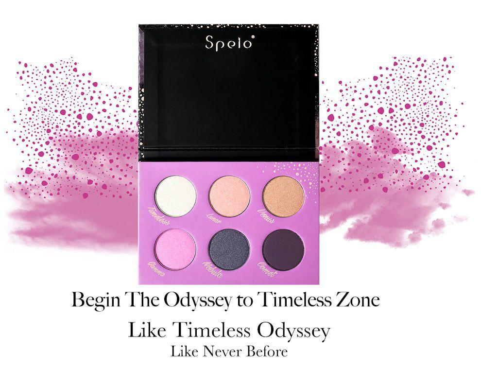 Speio Trip to the Stars Cosmic talc-free Eyeshadow Palette