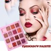 High Pigment OEM ODM Eye Shadow Private Label Makeup