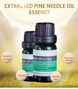 10ml Essential Pine Needle Oil 100 Pure and Natural Aromatherapy Grade Essential Oil