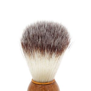 Hot Sale Daily Personal Use Quick Drying Natural Wood Handle Nylon Men Shaving Brush