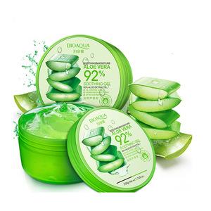 Bioaqua soothing aloe vera gel lasting moisture face cream skin care