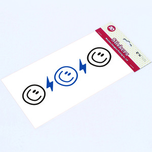 Custom fast temporary tattoo sticker