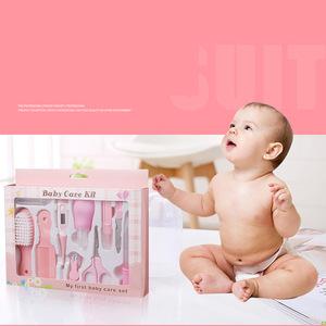 Hair Comb Nail File Newborn Baby Care