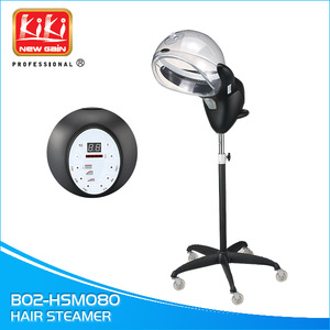 Hair Steamer.Digital control temperature.With ozone,ionic and dryer function