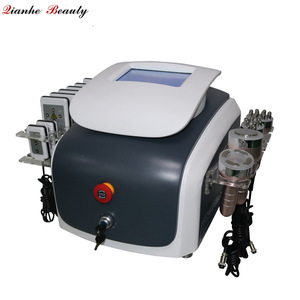 Laser liposuction vacuum cavitation system for body slimming with best price