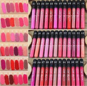 Menow 36color matte lipstick waterproof long lasting liquid peel off lipstick