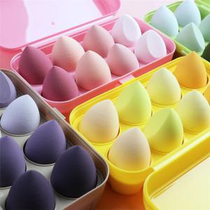 Multi Shaped Eco Friendly Makeup Sponge Beauty Tools Cosmetic Powder Puff Makeup Sponge
