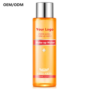 OEM/ODM high quality customized refreshing make up water skin toner