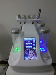 Oxygen Jet Peel Skin Rejuvenation Oxygen Facial Machine