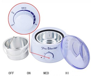 Pro-Wax 100 Professional Depilatory Wax Heater