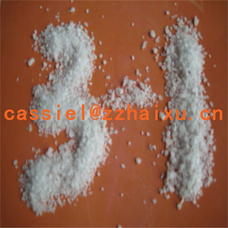 refractory white corundum section sand