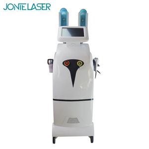 Beijing Jontelaser Freezing fat reducing Cryo + RF + Cavitation coolsculpting equipment