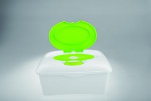Customized skin care wipes dispenser