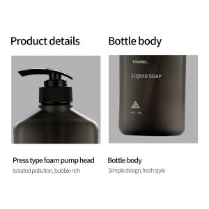 French multipurpose fancy refill foaming hand wash liquid hand soap