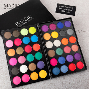 IMAGIC Hot Product Ideas 2021 Non-smudge Easy Coloring Colorful Palette Eyeshadow Maquillage Makeup