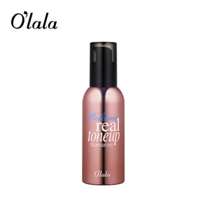 Korean Best Makeup Cosmetic Real Tone UP Foundation with long lasting effect and lightweight