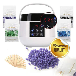 New Design Quick-Heating Hair Removal Hot Wax Warmers Waxing Kit Heaters Turkey