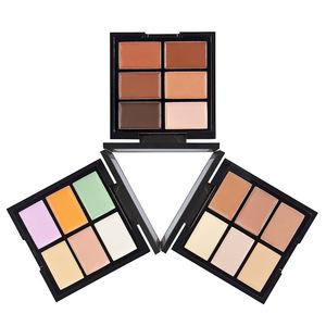 No logo natural cosmetics concealer makeup foundation for dark skin