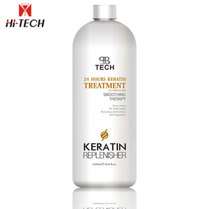 Professional Brazilian Nature permanent keratin hair repair treatment cream Straight Smoothing best keratin hair treatment
