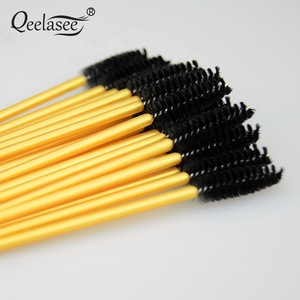 Professional Eyelash Brush Extension Mascara Brushes Disposable Eye Lash Wands Comb Applicator