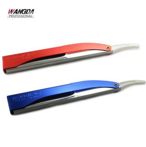 Salon Barber Straight shaving Razor Shaving Knife stainless steel Foldable Shaving Razor Men Safety Razor