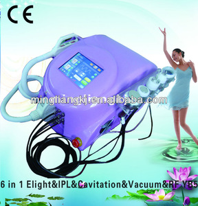 The most effective 6 functions professional beauty equipment spa