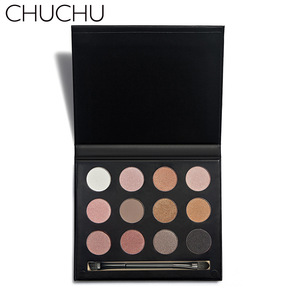 Top quality discount price 15 colors shining eye shadow