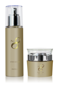 Human stem cell culture solution based skin care series