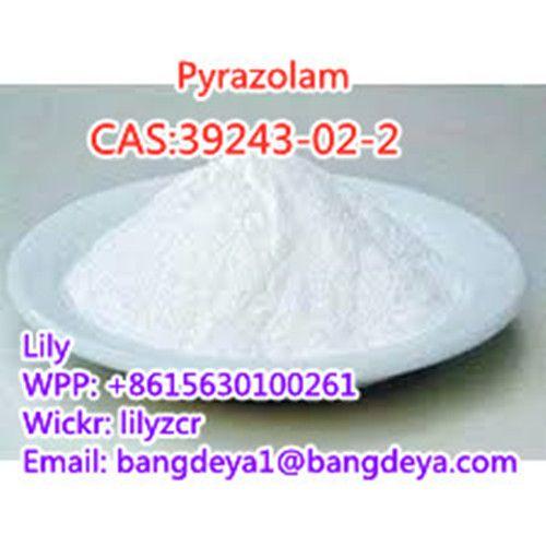 Pyrazolam    CAS:39243-02-2