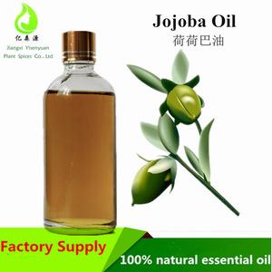 100% Pure And Natural Bulk Packing Best Price Organic Jojoba Oil