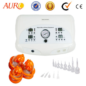 Au-6802 Vacuum Operation Suction Cups for Butt Beauty Instrument