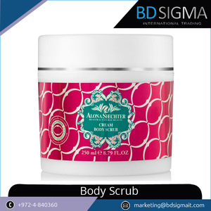 Bulk Natural Organic Cream Body Scrub