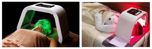 For Skin Rejuvenation With 4 Color  Omega Light Pdt Led BIO Light Machine