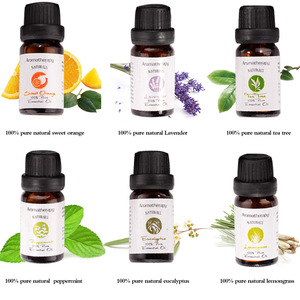 High quality beauty products skin care whitening 6 set1 massage essential oil