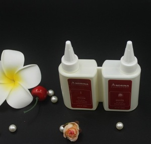 Honey extract cold perming lotion AN003 120ml salon professional cold perming GMPC / ISO manufacture