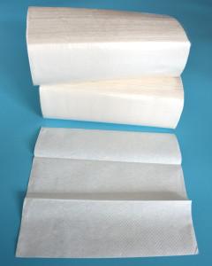 Intereaved N Z fold  Multifold Hand Paper Towel