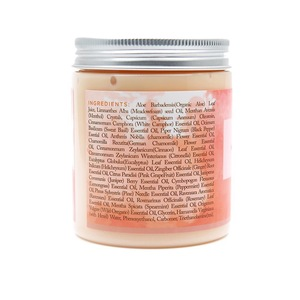 OEM Cream Cellulite Slimming Organic Anti Body Fat Gel Slimming Cream