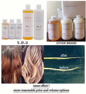 S.D.U Careplex free samples wholesale natural hair dyeing manufacturers pure lighten hair dye