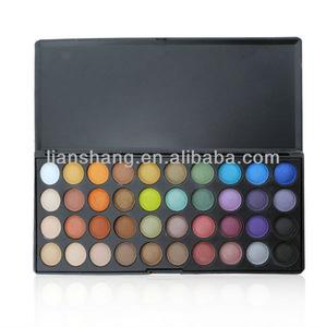 Shiny eyeshadow makeup 40 color
