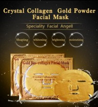 Hot Sale High Quality Collagen Moisturizing 24 K Facial Gold Mask