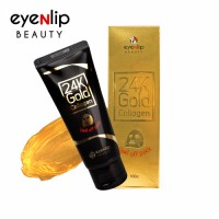 [EYENLIP] 24K Gold Collagen Peel off Pack 100g - Korean Skin Care Cosmetics