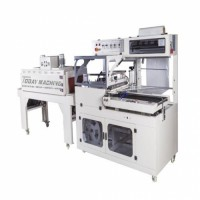 L Sealing Shrink Wrapping Machine packaging jam,honey,milk