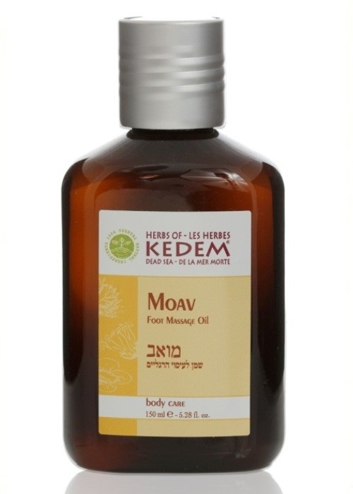 Foot Massage Oil - MOAV 150ml