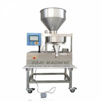 Pharmaceutical Powder Capsule Filler with Volumetric Cup System