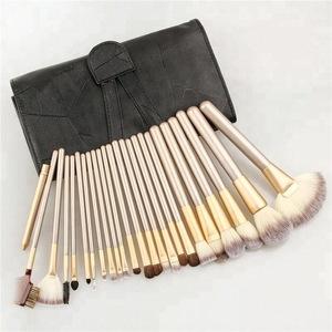 18pc White Matt Makeup Brush Set With High Quality