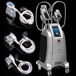 4 handle cryotherapy fat removal cryogenic freeze machinery medical cryo spa equipment