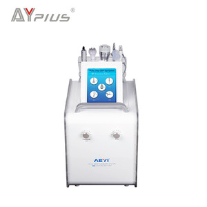 AYJ-X13B(CE) factory price 5 in 1 oxygen spray gun for facial  Beauty machine beauty equipment