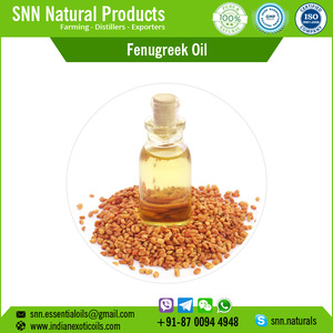 Bulk Sale On Premium Quality Fenugreek Carrier Oil