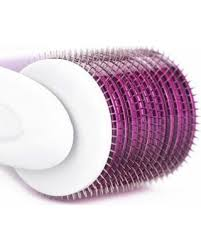 ce and rohs  titanium derma roller  540needles for beautify the features
