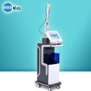 China supply kes hot product CO2 fractional laser acne scar removal laser therapy equipment